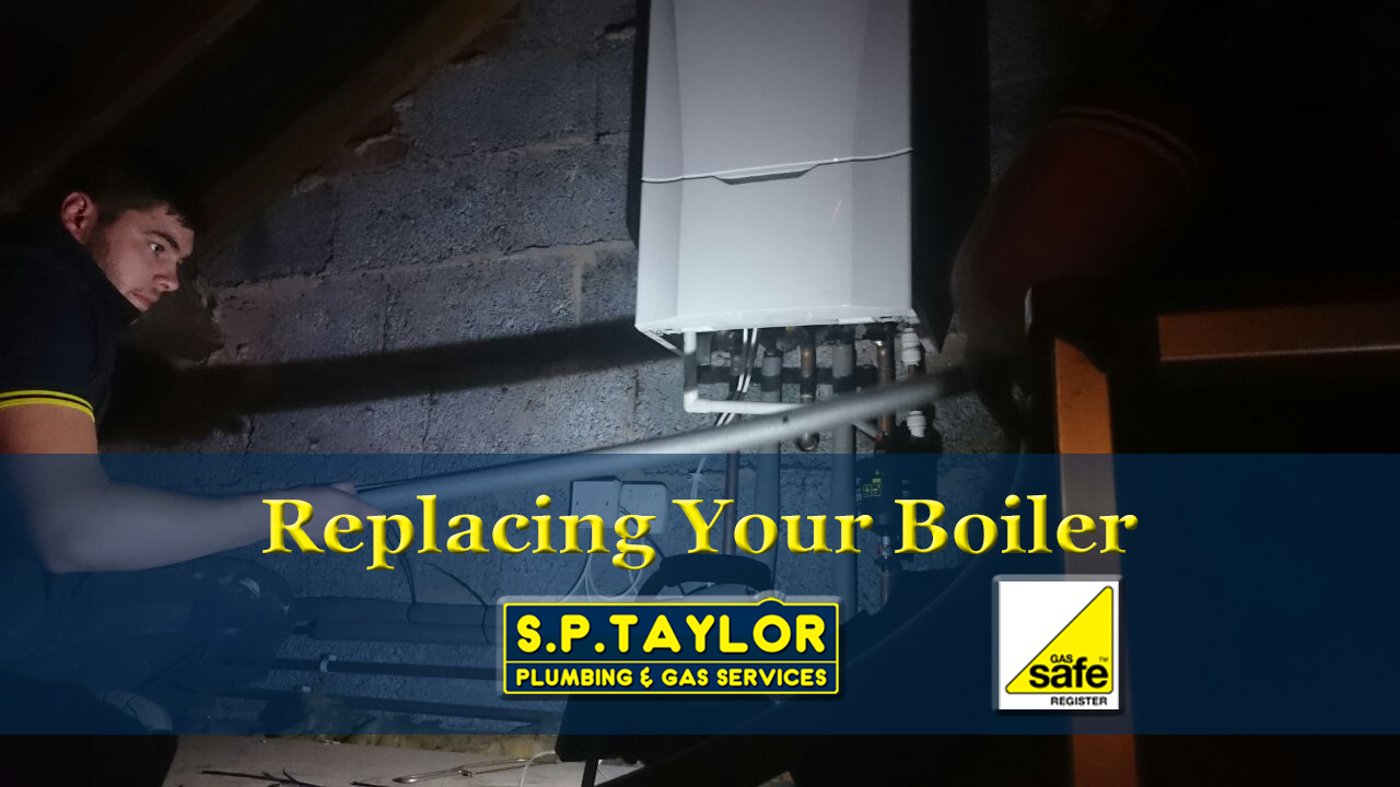 replacing your boiler