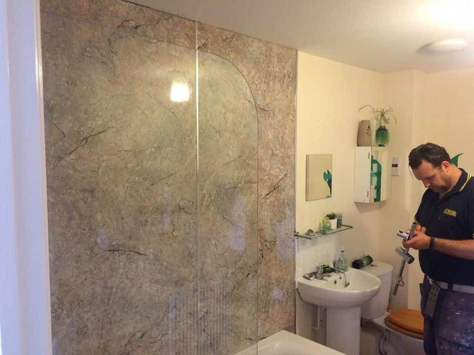 bathroom refit 1